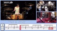 Rockschool Grade Drums 1-3 ★ Jangle Road ★ by 王谞如