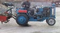 机械 小型农用旋耕机