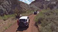 无人机航拍越野汽车-DJI Phantom Video Contest