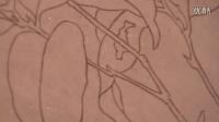 中国工笔画教学——宣纸和绢