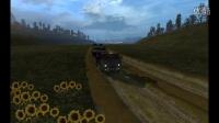 欧洲卡车模拟2-拉着坦克去兜风