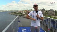 FINA泳坛明星问答-高台跳水Orlando Duque