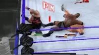 WWE娱乐解说第1期【三重威胁赛】
