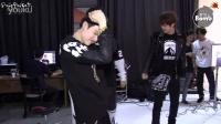 [中字]▲BTSdaily▼ 130620[BANGTAN BOMB] 欢脱的Suga&jin&果果的舞姿