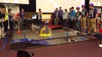 2015FTC机器人挑战赛亚太赛Q23自动阶段