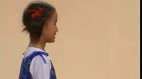 中国舞考级三级吸跳步和敬礼