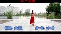 青山青原创学广场舞 歌名梦里扬州 编舞青山青 正反背面动作 附 口令分解教学 演唱李伟