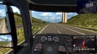 【斑条豌豆】欧洲卡车模拟2 今天的运气太背了