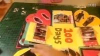 爆炸卡片盒子,爆炸卡盒子-100天恋爱纪念日快乐