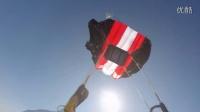 慢镜头下的极限运动——跳伞