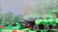 乐高LEGO★1944年的决战 德军伏击战「乐迷影院」