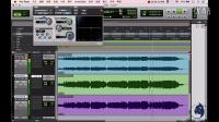 普乐教程:使用protools,1秒做伴奏带