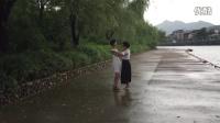 双人舞慢三步月光下的凤尾竹
