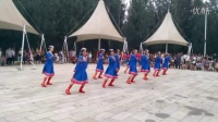 古洼杜品静广场舞 《红太阳的光辉照西藏》编舞杜品静 参赛舞 好音质
