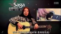 张利大师吉他教学 第二课 调音及大拇指练习 by Saga