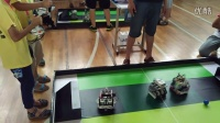 2015WRO机器人竞赛山东赛小学组足球3