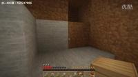我的世界Minecraft《水一的极限生存,惊魂未定的矿洞》