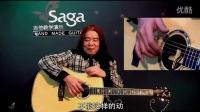 张利大师吉他教学 第三课 右手拨弦要领 by Saga