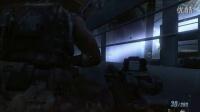 《使命召唤9》爱你黑雪最高难度一命通关解说视频第5期