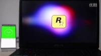 华硕玩家国度系列游戏本GTA5测试