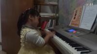 在姥姥家谈电子琴