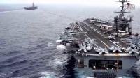 美国尼米兹级航空母舰
