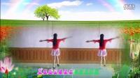 开心快乐广场舞【你是我的玫瑰】编舞动动