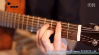 曼森Mayson M1SCE电箱民谣吉他 -24【売約済】日本森本隆宽评测