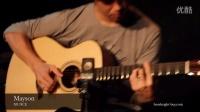 曼森Mayson M1SCE电箱吉他【売約済】日本森本隆宽评测
