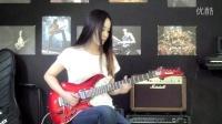 2015 Ibanez Flying Fingers吉他大赛-李雯静  Try