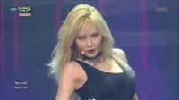 [杨晃]韩国性感女神金泫雅最新调教单曲잘나가서 그래