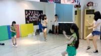 王雨菲菲舞蹈韩舞——4Minute포미닛今天做什么(Whatcha Doin´ Today)示范2015.8