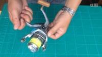 海杆、矶杆的纺车轮使用方法和技巧全解