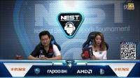 NEST2015线上赛 FIFA C组 8进4 蒲若骁 vs 罗维伟