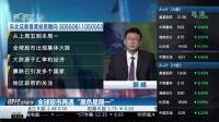"""全球股市再遇""""黑色星期一"""" 财经早班车 150825"""