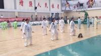 健身气功八段锦6分钟20150824包头市昆区.MOV