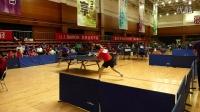 建行vs开发银行_小组赛第一盘_第十二届公仆杯乒乓球联赛_A组处级团体第一阶段第八组(部分)