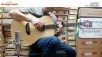 orangewood民谣吉他试听 T100GC