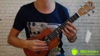 【缘起ukulele】奈施 副牌 Adela 喵C  尤克里里 23寸原声试听