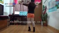 编舞优酷zhanghongaaa广场舞 扇子舞 风情万种 健身舞蹈32步教学版 原创
