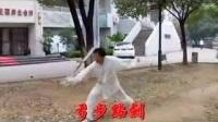 杨海林陈氏64式太极剑