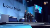 2014-2015赛季欧洲最佳球员:梅西-49票 苏亚雷斯-3票 C.罗纳尔多-2票
