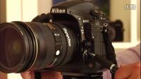 尼康D810 单反摄影宝典 2.1 机身前部按键讲解