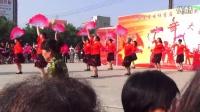 """大城县""""童心奖""""广场舞赛 王祝村绚丽人生舞蹈队演出""""中国美"""" 杜铁林摄录"""