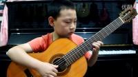 咸阳朵朵吉他专业培训学校  小罗曼斯