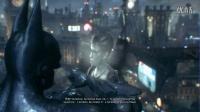 MRK(半汉化)《蝙蝠侠:阿卡姆骑士》流程解说第一期