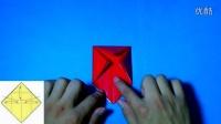 折纸王子教你折日月星辰之太阳 第一段
