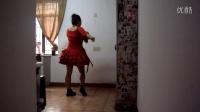 广州美丽依旧舞蹈课堂流行经典之二正反面演示