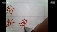 赵贺新中性笔《清明》