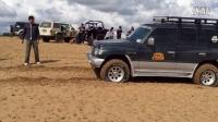 齐齐哈尔市越野车分队,小沙漠